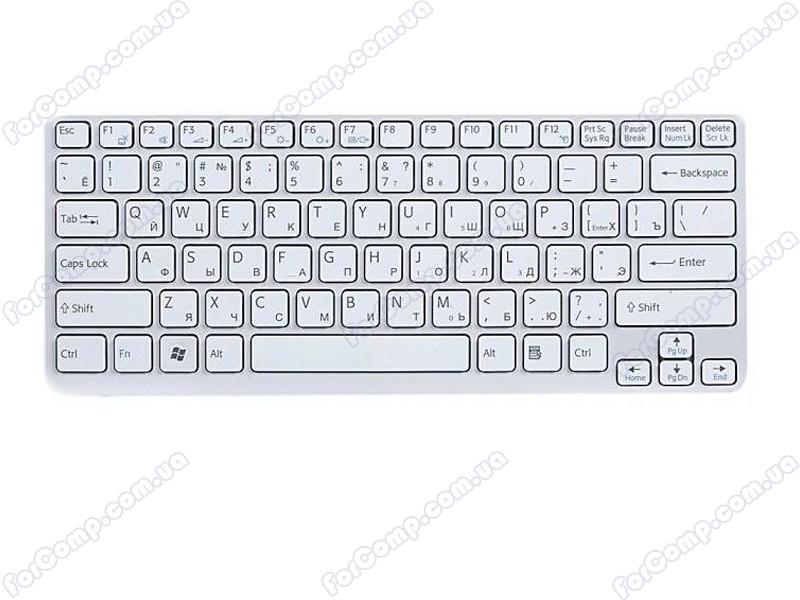Клавиатура для ноутбука SONY E14, SVE14