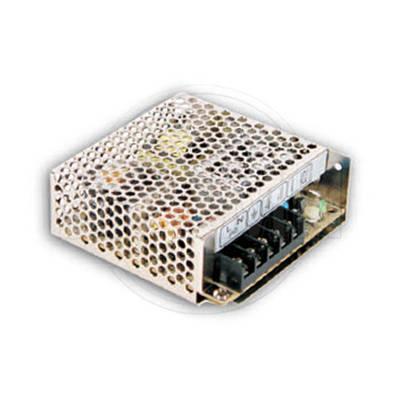 Блок питания RS-50-24, AC/DC, 24 В, 2.2 А, 52 Вт, Mean Well