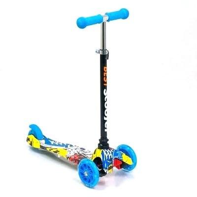 Самокат трехколесный Best Scooter 1292