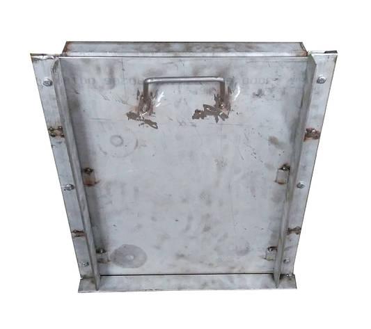 Шандор из нержавеющей стали, фото 2