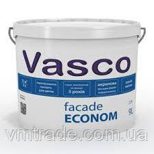 Фасадная краска Vasco  Facade Standart, 2.7л