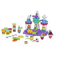 Набор пластилина Play-Doh Замок мороженного Hasbro
