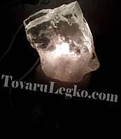 Соляная лампа Кристалл (5 кг)
