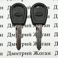 Корпус авто ключа под чип для Chery (Чери) тип - 1