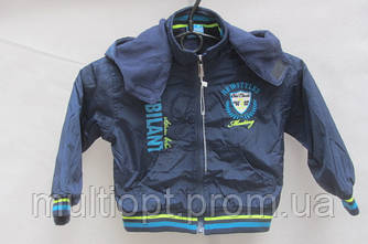 Куртка детская демисезонная - ростовка 1-5 лет.