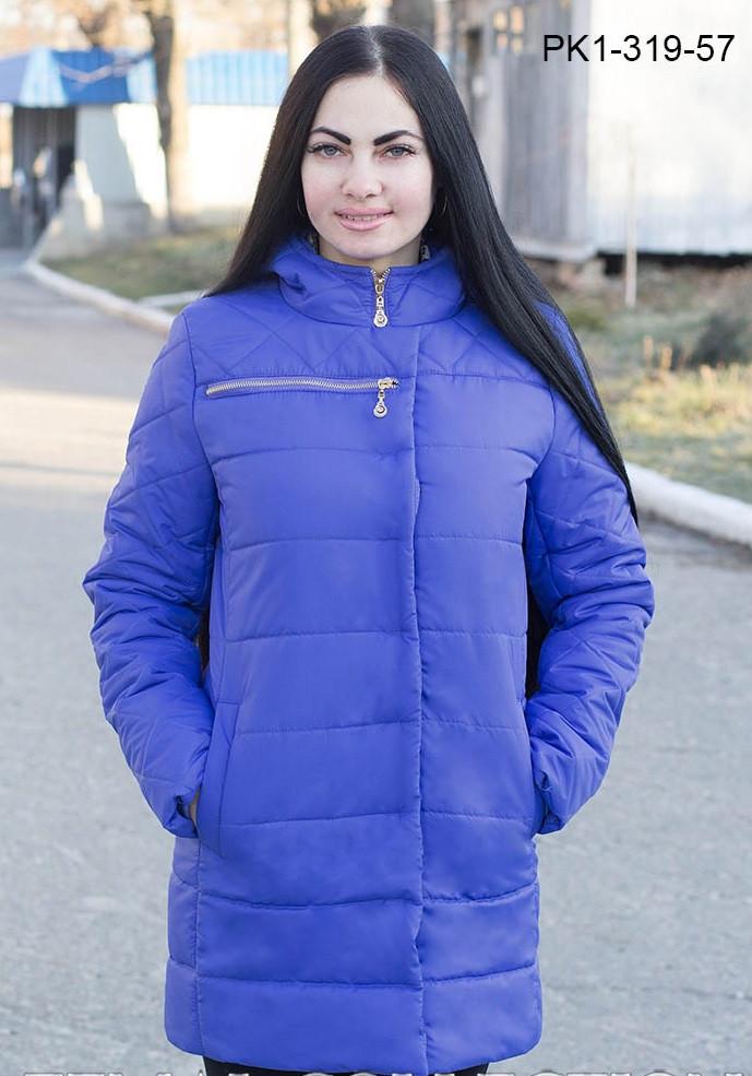 Куртка  зимняя с капюшоном 44р