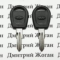Корпус авто ключа под чип для Chery (Чери) (S12)