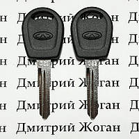 Корпус авто ключа под чип для Chery (Чери) (O22)