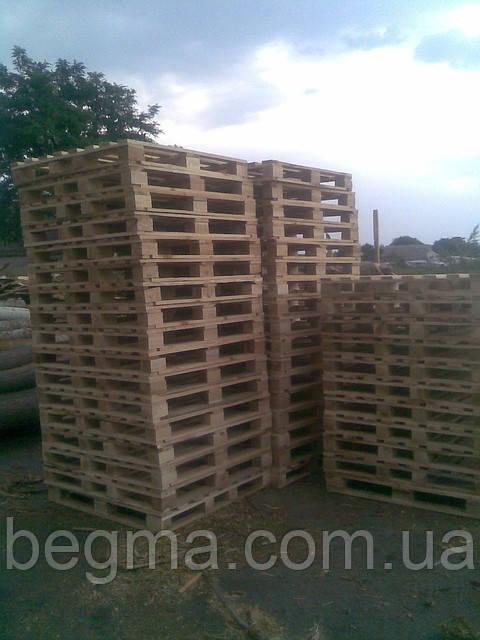 Поддоны деревянные, контейнера, брус под заказ - ЧП Бегма в Херсонской области