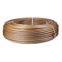 Труба пластиковая d16x2 из сшитого полиэтилена  для системы «Тёплый пол» GOLD-PEX (200м) №Р198  ICMA
