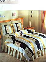 Семейный комплект постельного белья Altinbasak