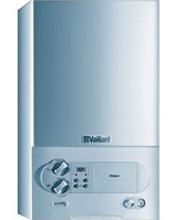 Газовий котел з нагріванням води VAILLANT atmoTEC pro VUW INT 280-3 H (природна тяга димаря)