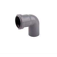 Отвод 87 Grad (колено) 110x110 HTB канализационный  Ostendorf HT(внутренняя)