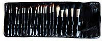 Профессиональный набор 20 кистей для макияжа DELFA, фото 1