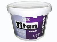 Атмосферостойкая краска Titan Facade, 10л