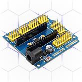 Платы расширений для Arduino (Shield)