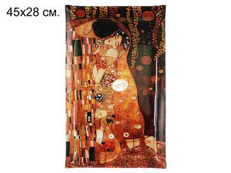 Тарелка декоративная великолепный подарок женщине на 8 марта