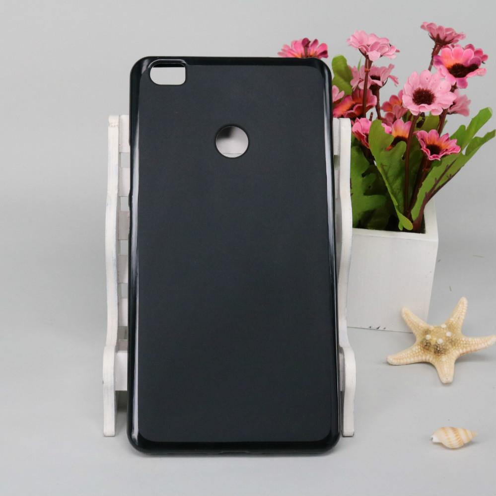 Чехол TPU для Xiaomi Mi Max Бампер оригинальный черный