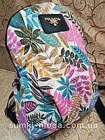 Рюкзак-Клатч prada стеганая Многофункционал/Женские сумка стеганная/Сумка для через плечо планшеты(только ОПТ), фото 1