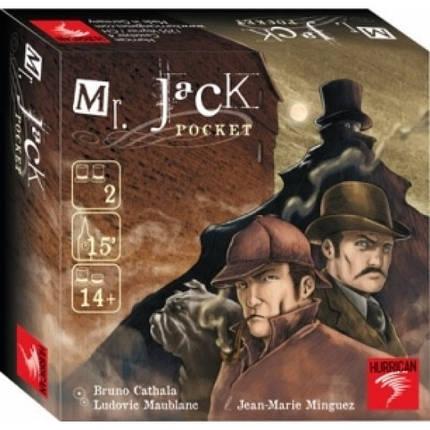 Настольная игра Mr. Jack Pocket (Карманный мистер Джек), фото 2