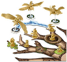 Настольная игра О Хвостах и Перьях (Tail Feathers), фото 2