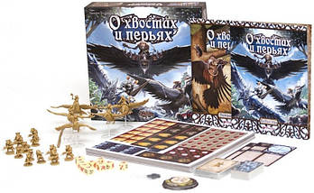 Настольная игра О Хвостах и Перьях (Tail Feathers), фото 3