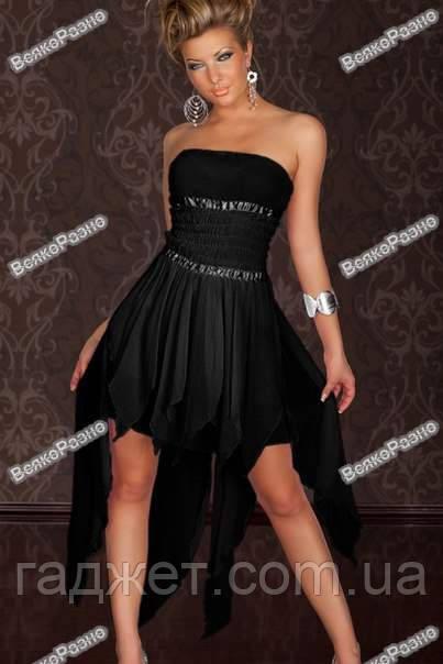 Женское платье Прекрасная незнакомка.