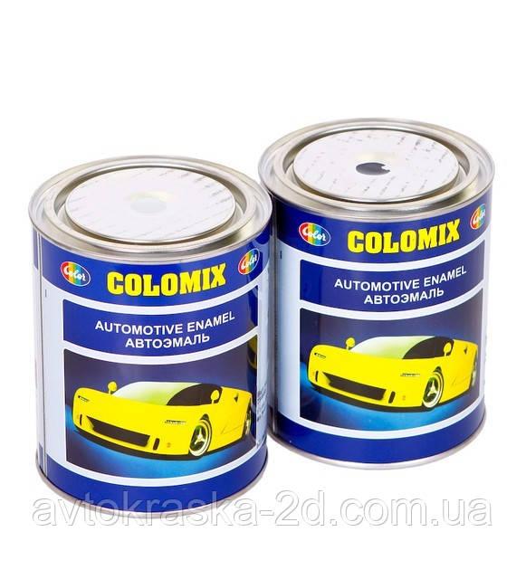 Автоэмаль Colomix (коломикс)  Белая 233 (1 л).