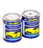 Автоэмаль Colomix (коломикс)  Белая 233 (1 л)., фото 1