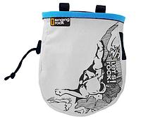 Мешочек для магнезии Singing Rock Chalk bag comic L