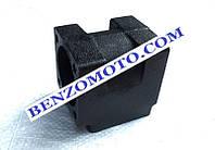 Корпус редуктора привода ременной роторной косилки Т900 мотоблока
