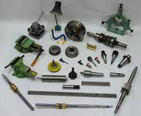 Запчасти к станкам, станочная оснастка, вспомогательный инструмент, патроны токарные.