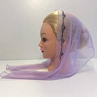 Платок шарф на голову