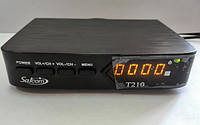 Цифровой эфирный тюнер Satcom T210 HD DVB-T2