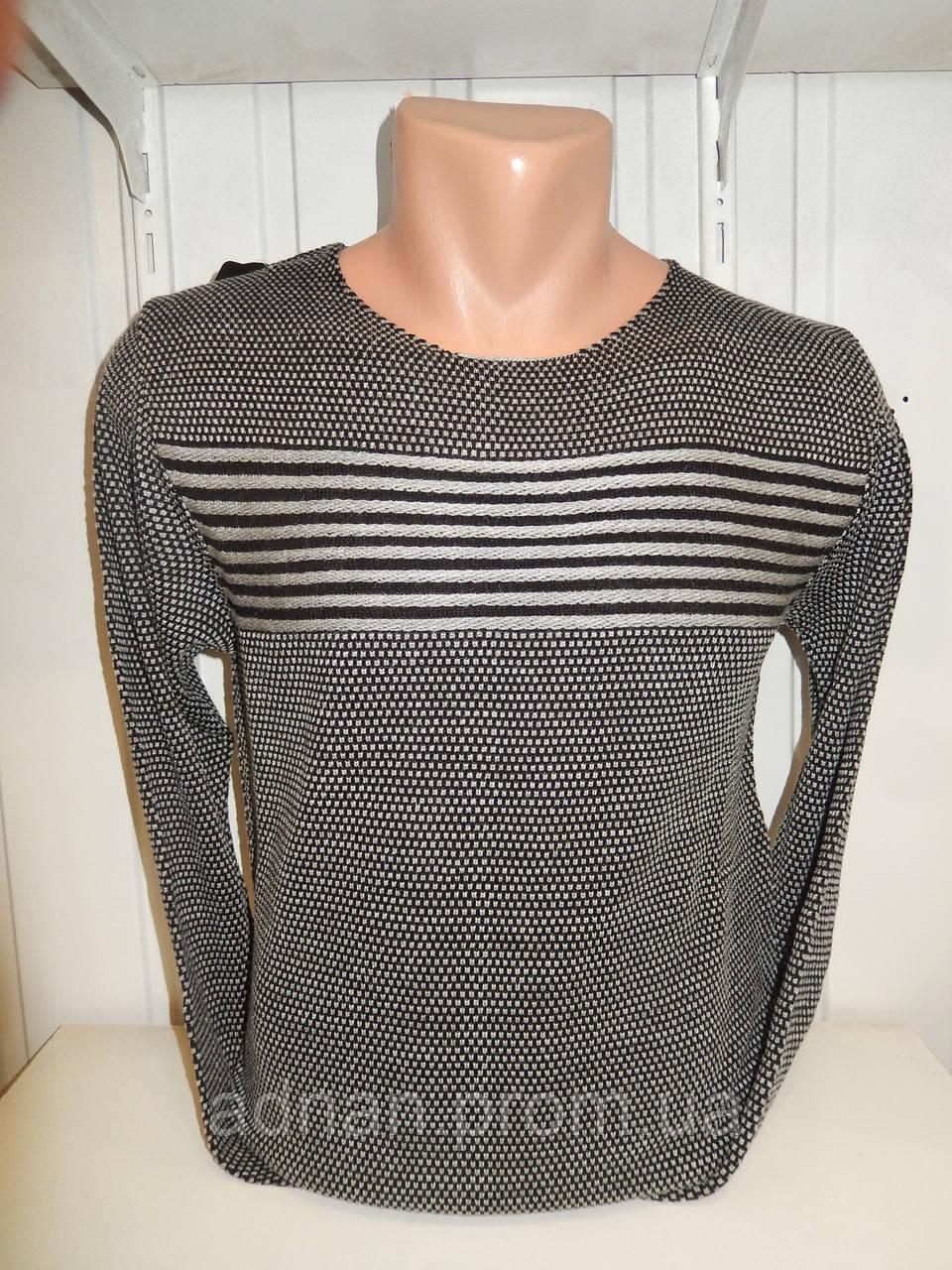 Свитер мужской DULGER,полосы 001\ купиь свитер мужской оптом