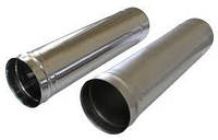 Труба из оцинкованной стали ф120 0,7 мм