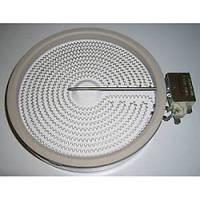 Конфорка для стеклокерамической поверхности 1700/700Вт Indesit Ariston C00084563 для плиты
