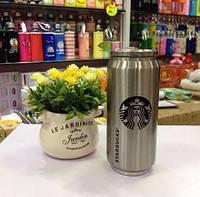 Термокружка-банка Starbucks, фото 1