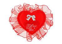 Мягкий Магнитик Сердечко Подарок ко Дню Святого Валентина
