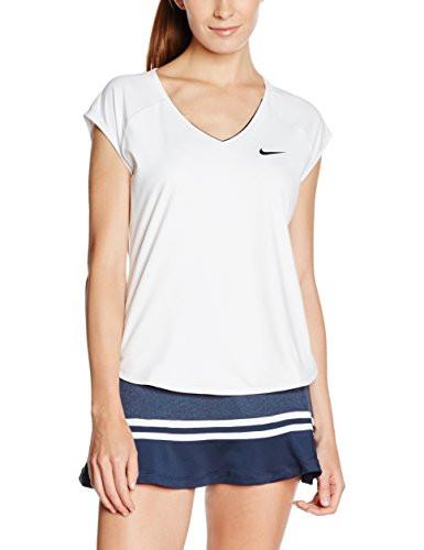 Женская футболка NIKE PURE TOP (Артикул: 728757-100)