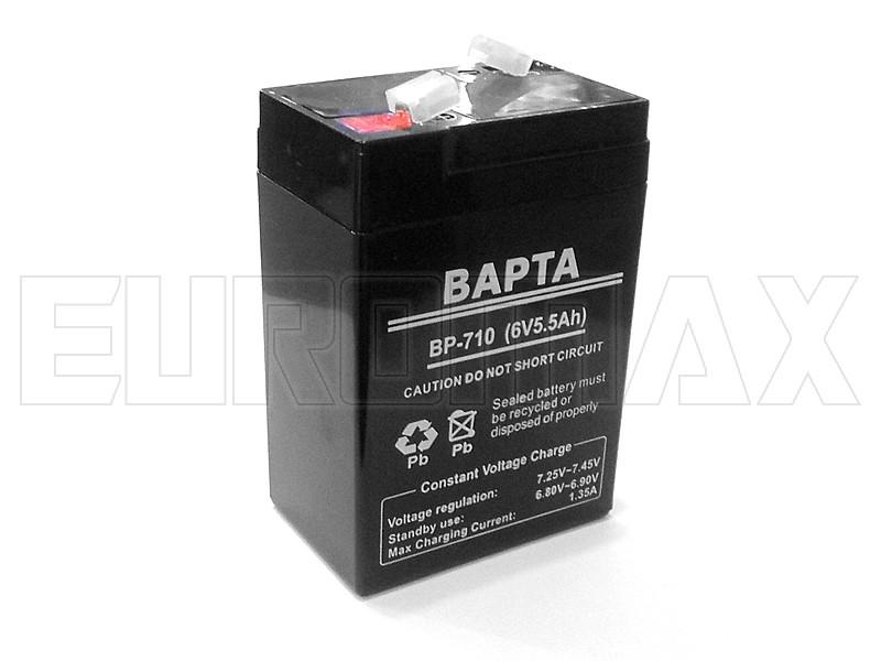 Аккумулятор BP-710 6V5.5AH