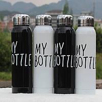 Термос My Bottle 350мл. черный