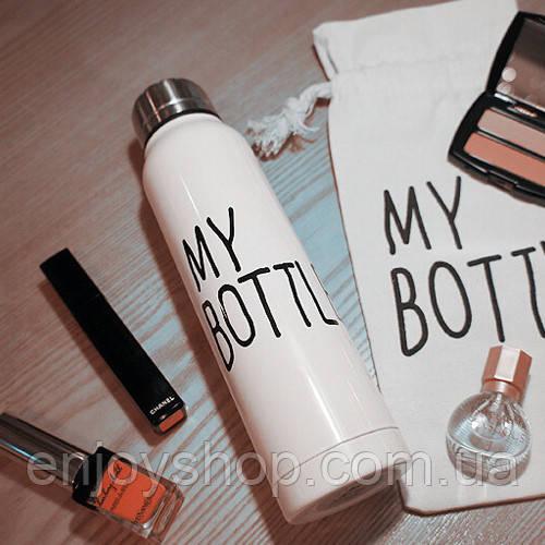 Термос My Bottle 350мл. белый