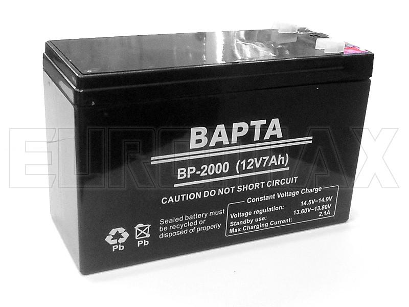 Аккумулятор 12V7AH BP-2000