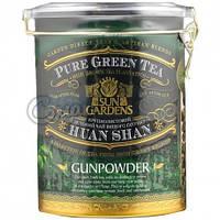 Подарочный чай «Sun Gardens» Ганпаудер, ж/б, 170 г