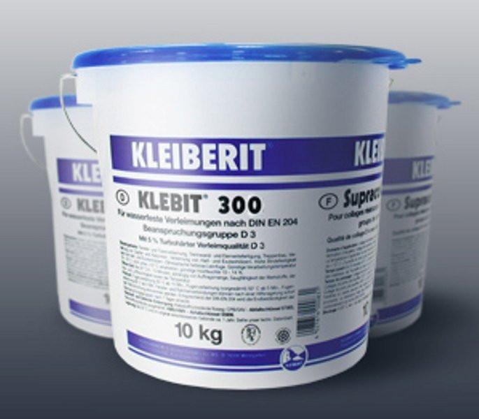 Столярный ПВА клей D3 Клейберит 300.0 (10 кг)