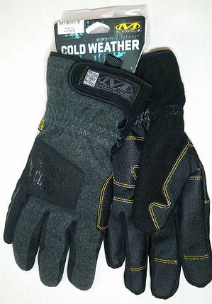 Зимние перчатки Mechanix (Cold Weather Wind Resistant), фото 2