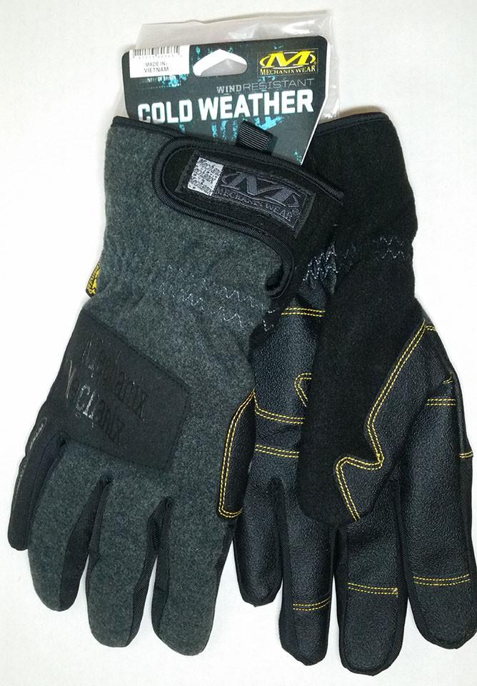 Зимние перчатки Mechanix (Cold Weather Wind Resistant)