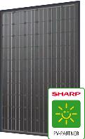 Сонячна батарея Sharp NU-RD Mono 300