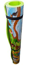 """Дитячий ігровий килимок HappyKinder """"Disney Heroes L"""" 1500х1200х8 мм (KD-L)"""